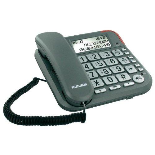 Telefunken TF651EU0 Cosi Téléphone  avec écran et repondeur