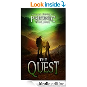 The Quest (Psionic Pentalogy, #4)