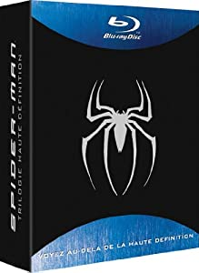 Coffret Trilogie Spider-man  [Blu-ray]