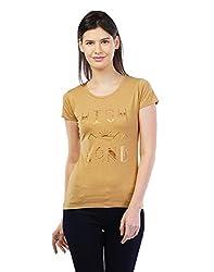 Cashewnut Women Printed Tops-XL