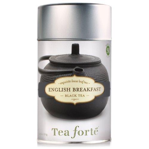 Tea Forte Loose Tea Canister - English Breakfast