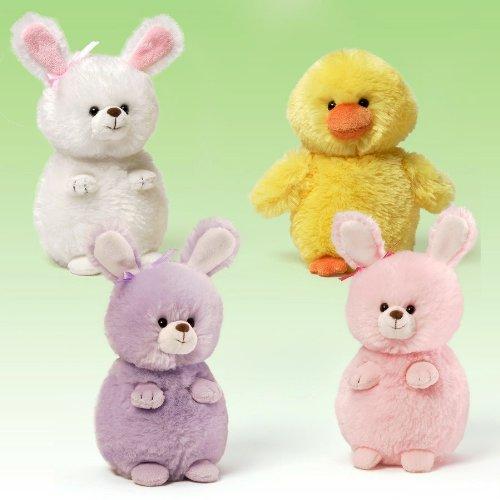 Gund Puffers Bunny - Lavender