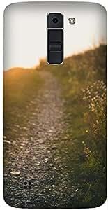 Journey Printed Back Cover Case For LG K7