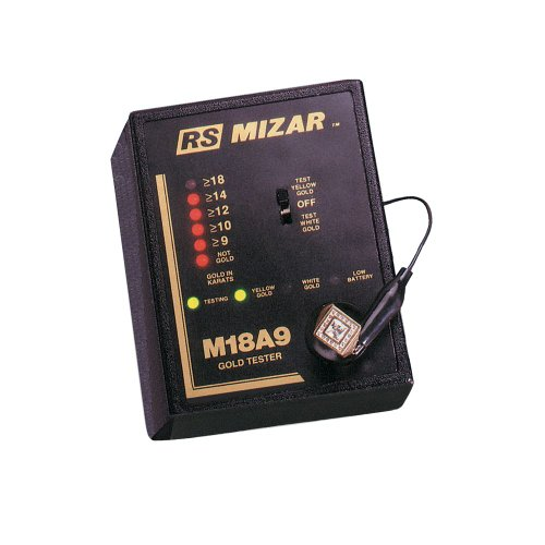 Mizar Electronic Gold Tester M18A9