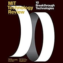 Audible Technology Review, March 2016 Periodical by  Technology Review Narrated by Todd Mundt