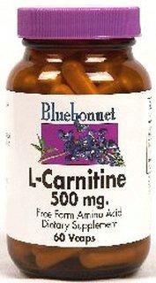 L-Carnitine 250Mg Bluebonnet 30 Caps