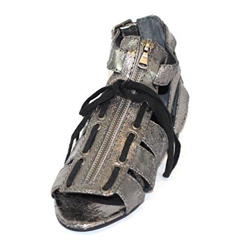 juicy-couture-open-toe-plano-gladiator-sandalias-talla-35-color-plateado-talla-36