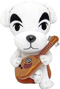 """Sanei Animal Crossing Doll 7.5"""" K.K. Slider/ Totakeke marca sanei"""