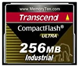 Transcend CFCard 256MB Industrial 100X UDMA: TS256MCF100I (TS256MCF100I) Picture