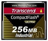 Transcend CFCard 256MB Industrial 100X UDMA: TS256MCF100I (TS256MCF100I)