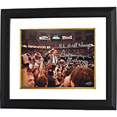 Gene Stallings Autographed Hand Signed Alabama Crimson Tide 16x20 Photo 92 Natl...