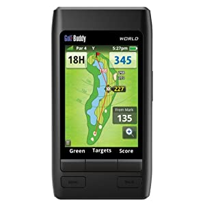 GolfBuddy World GPS Image