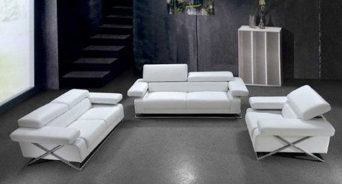 Furnituresofasbestprice53 Bargain Linx Modern White
