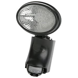 Click to buy LED Outdoor Lighting: Designers Edge 9 LED Motion Activated Solar Floodlight from Amazon!