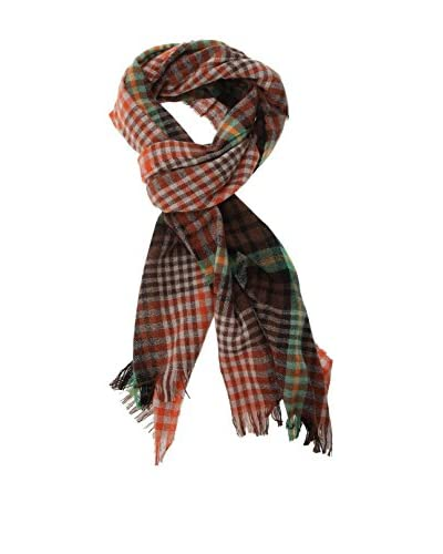 Have a Nice Day Foulard [Multicolore/Verde]