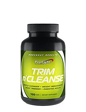 Pro Fight Trim N' Cleanse  Natural Detox and Weight Loss