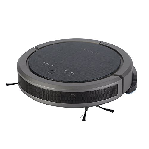 COVER All-in-One Robotic Vacuum with Wet/Dry Mop Module and Virtual Wall (Dry Mop Vacuum compare prices)