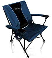 Strongback Elite Folding Camp Chair with Lower Back Support by Strongback Chairs, LLC