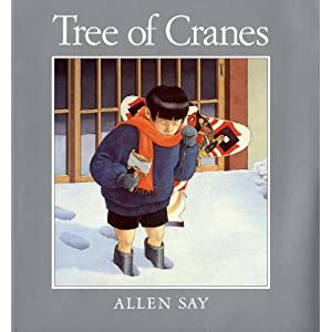 Tree of Cranes   [TREE OF CRANES NONE/E] [Hardcover]