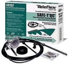 SeaStar Solutions SS13708 8' Safe-T Quick Connect Rotary Steering System