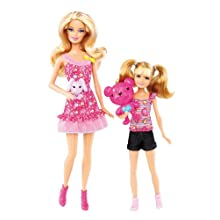 Barbie Sisters Fun Prizes Barbie and Stacie Doll (2-Pack)