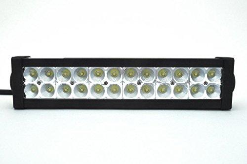 """Premier Light Bar - 15"""" Epistar Flood/Spot Combo Beam 72W Led Light Bar Off Road Utv"""