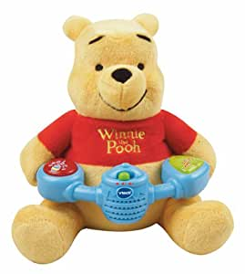 Vtech Sing and Learn Pooh, Multi Color