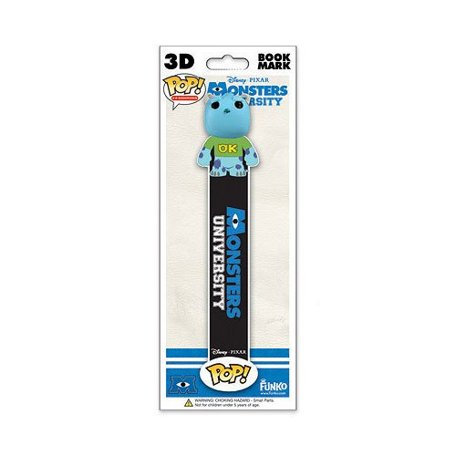 Disney Sulley Monster University 3D Bookmark - 1