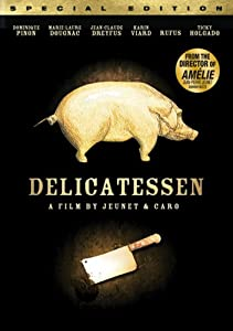 NEW Delicatessen (DVD)