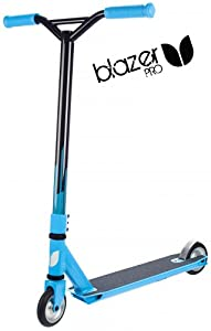 blazer pro trottinette freestyle bleu sports. Black Bedroom Furniture Sets. Home Design Ideas