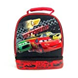 CARS DOUBLE COMPARTMENT LUNCH BOX