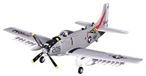 FMS A-1 Skyraider Electric RC Airplane Mini Warbird V2 4CH Channel Ready To Fly RTF, Comes w/ Powerful Brushless Motor & Li-Po Battery