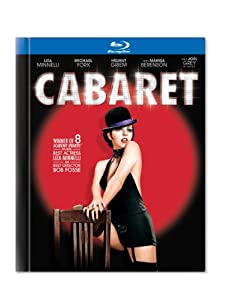 Cabaret (Blu-ray Book)