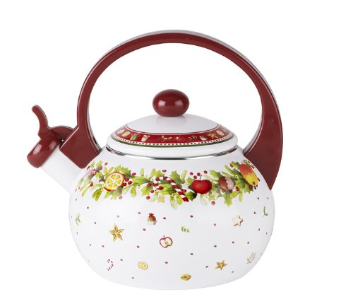 Villeroy & Boch Winter Bakery Delight Tea Kettle