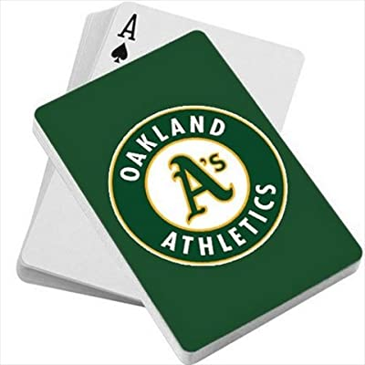 Pro Specialties Group MLB Oakland Athletics Deck Of Playing Cards