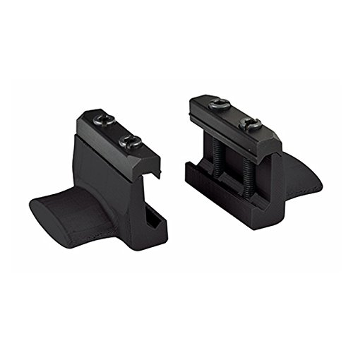 Rail Mounted Thumb Rest Blk