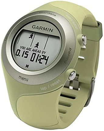 Garmin Forerunner 405 Water Resistant Running GPS With USB ANT Stick (Green)