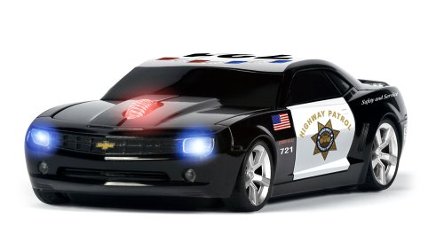 Road Mice Camaro Highway Patrol Wireless Optical Mouse (HP-11CHCCUXH) (Mouse Camaro compare prices)