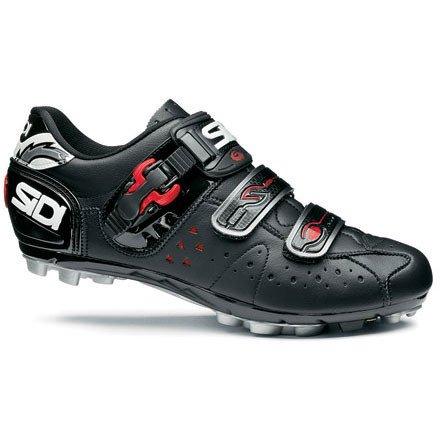 Sidi Women Mountain Bike Shoes Dominator 5 Standard Black/Black 39