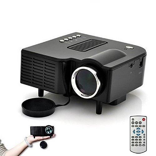 MyBDJ HD 1080P LED Multimedia Mini Projector Home Theater Cinema VGA HDMI USB SD