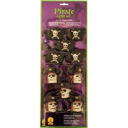 Pirate Light Set 10ct