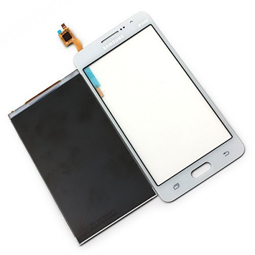 New White Full ASSEMBLY LCD Display Touch Screen Digitizer For Samsung Galaxy Grand Prime G5308