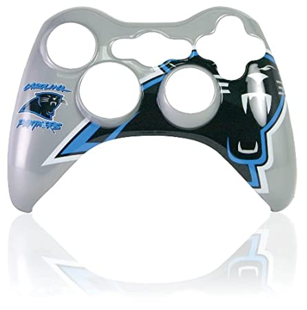 Xbox 360 Official NFL Carolina Panthers Controller Faceplate