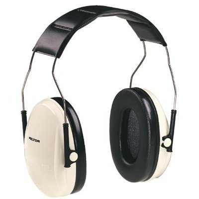 Optime 95 Earmuffs - Er H6A/V Ear Muffs Low Profile