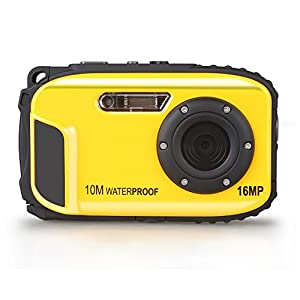 New 16MP Waterproof Digital Diving Camera 10m 8x Digital Zoom