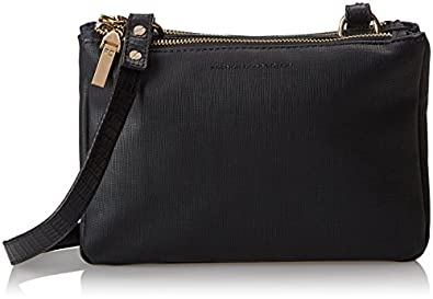 French Connection Gypsy Mini Cross Body,Black,One Size