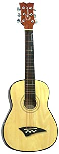 Granada Prs 8 Acoustic Guitar, Junior, Natural available at Amazon for Rs.3975