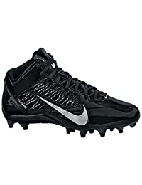 Nike Men's Alpha Pro Mid Football Cleats