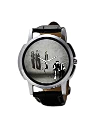PosterGuy Beatles Fan Art Men's Wrist Watches - B017IZL5RG