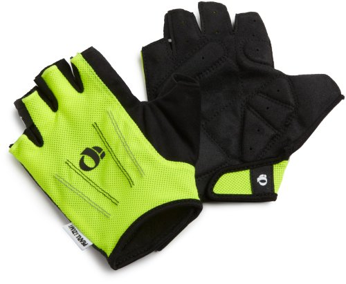 Pearl Izumi Men's Select Glove,Screaming Yellow,Large